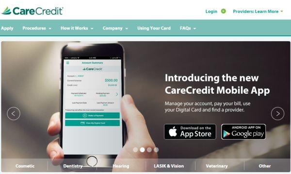 CareCredit Login