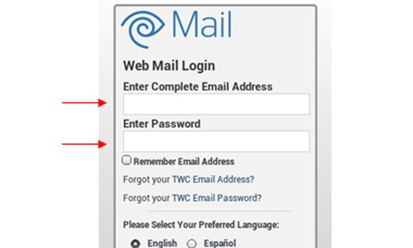 Webmail - Page 2 of 8 - Login Mark